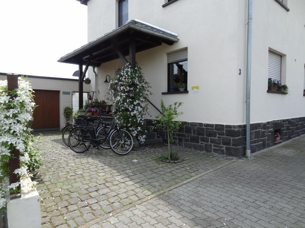 Rundgang Ferienwohnung Vogt, Urlaub auf dem Maifeld zwischen Eifel und Mosel