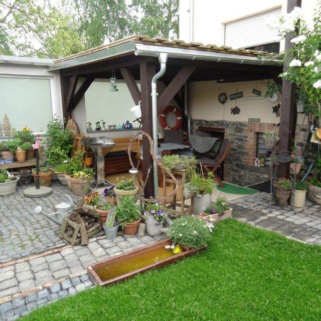 Willkommen in ihrem Garten