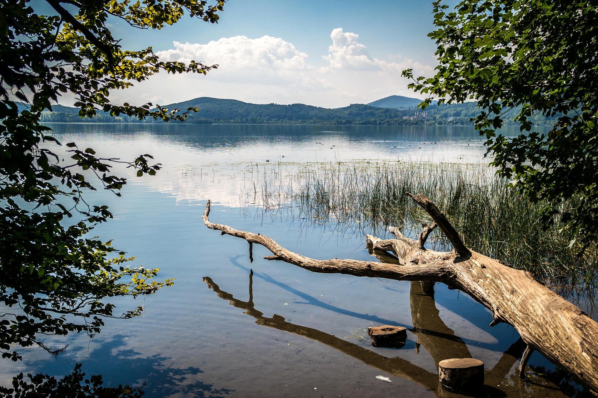 Ausflugsziele Maria Laach, Abtei Maria Laach und Laacher See