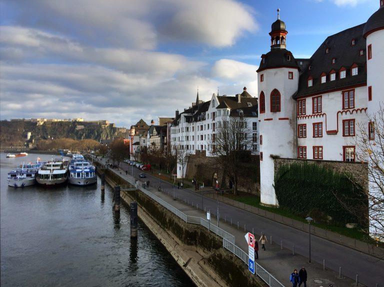 Altstadt von Koblenz und das Moselufer, Ausflugsziele in Koblenz und Umgebung
